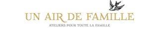 logo Un Air de famille enfants paris 10 Soin des sens