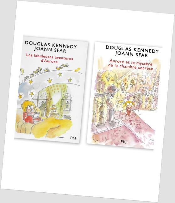 Douglas Kennedy Les fabuleuses aventures d'Aurore