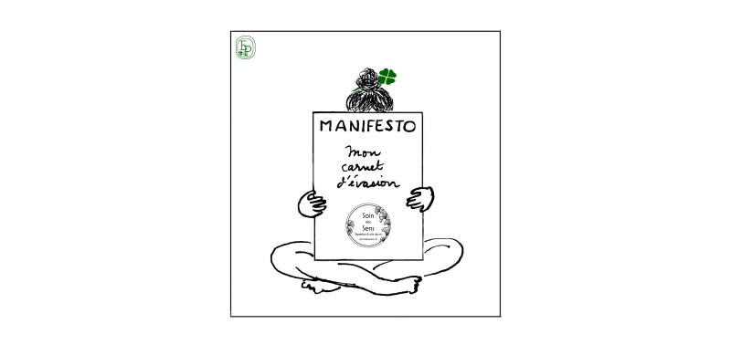 Soin des sens Manifesto - horizontal